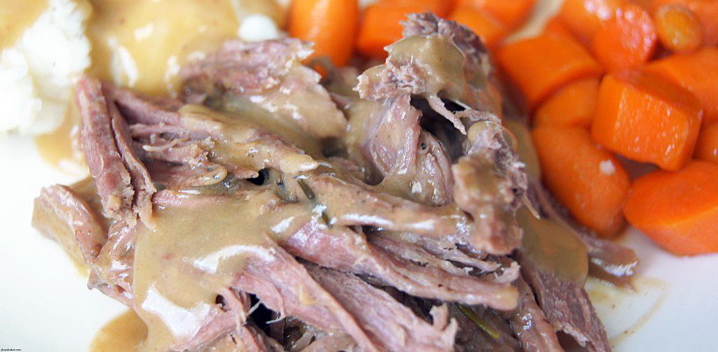 Pot Roast with gravy