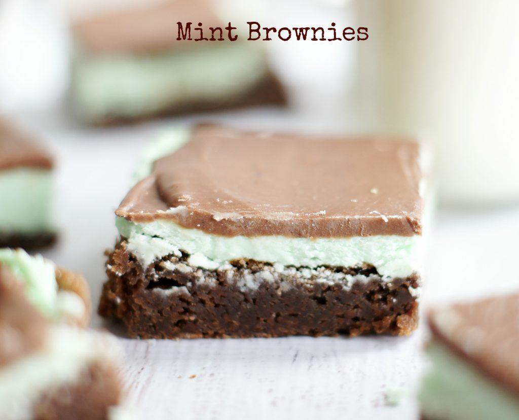 Mint Brownies 5boysbaker