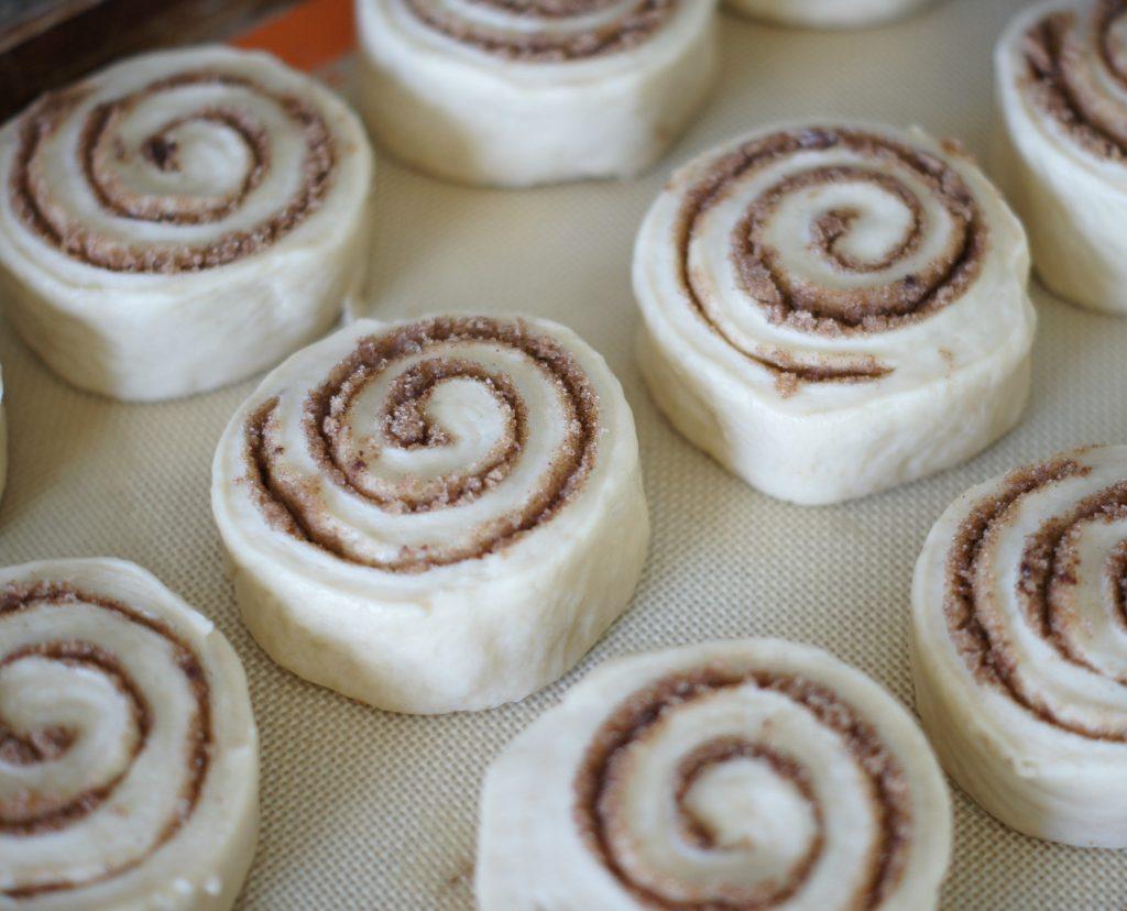 60 minute cinnamon rolls