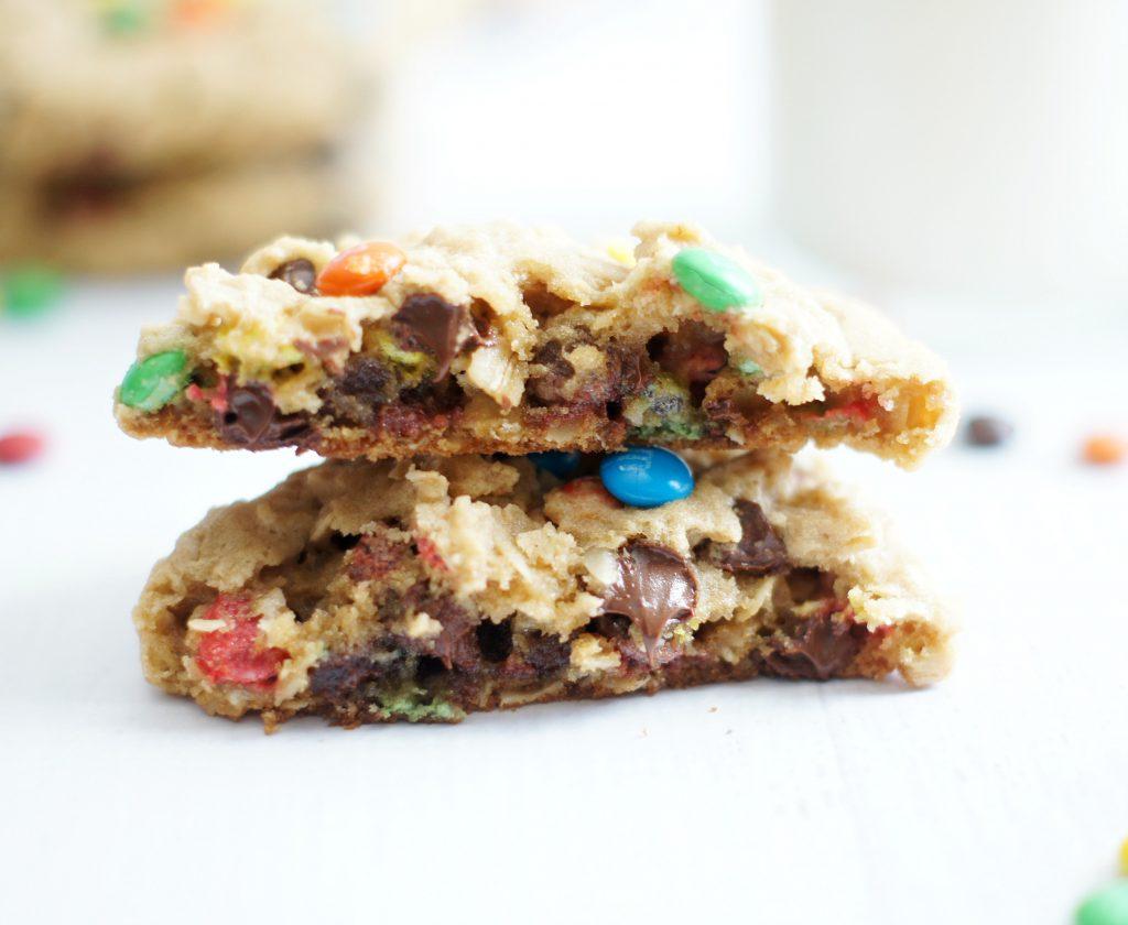 Monster cookies 5boysbaker