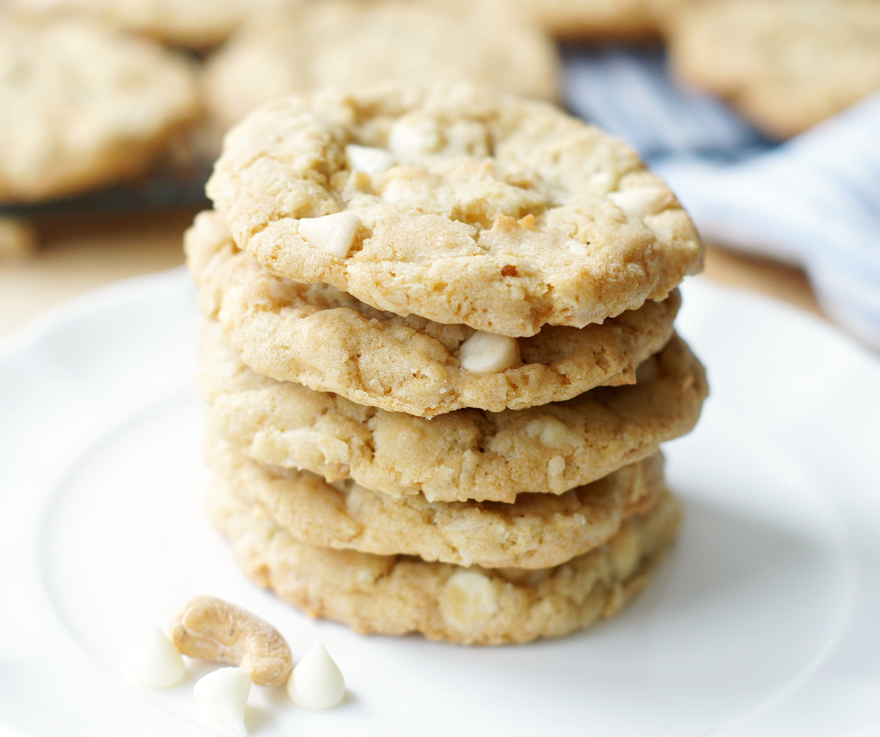 Cashew Coconut Butter White Chocolate