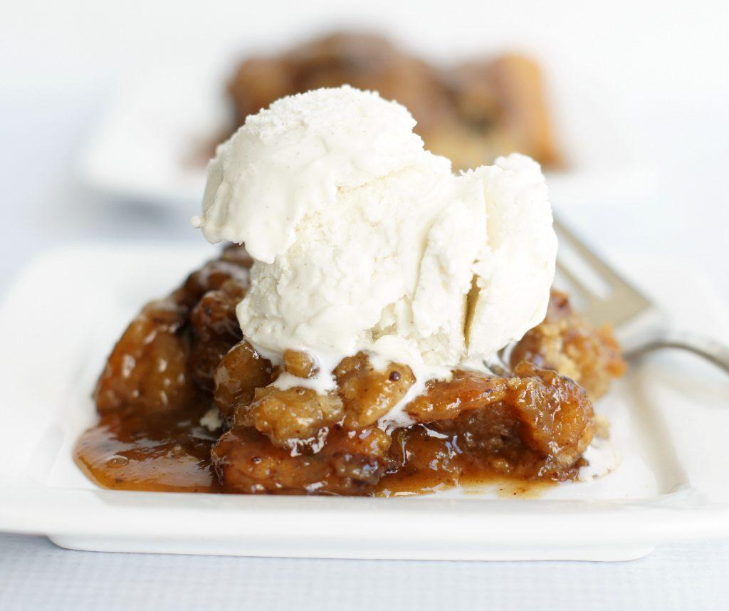 Brown Sugar Pudding Cake
