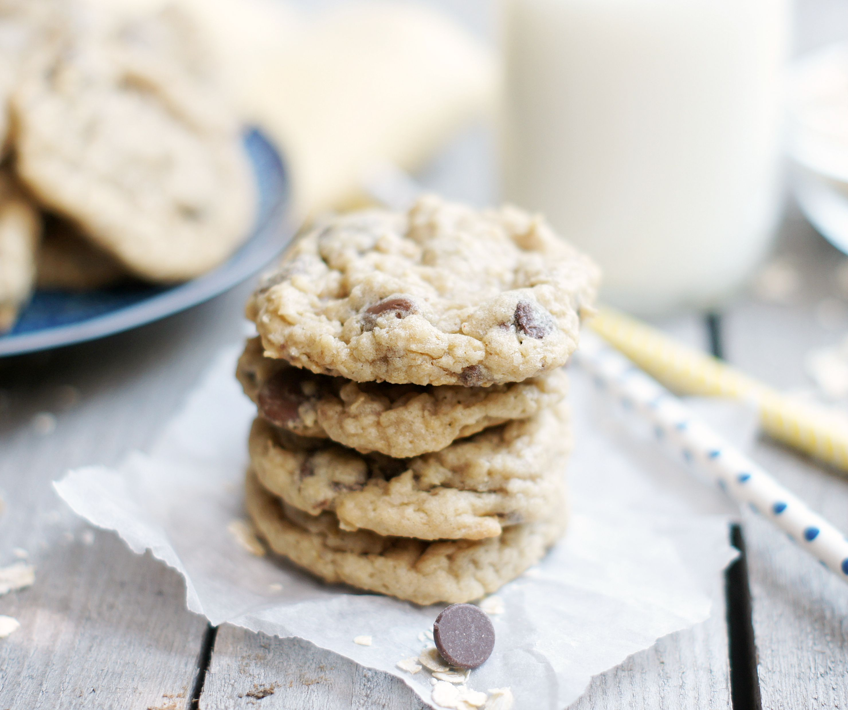 Paradise bakery chocolate chip cookie recipe