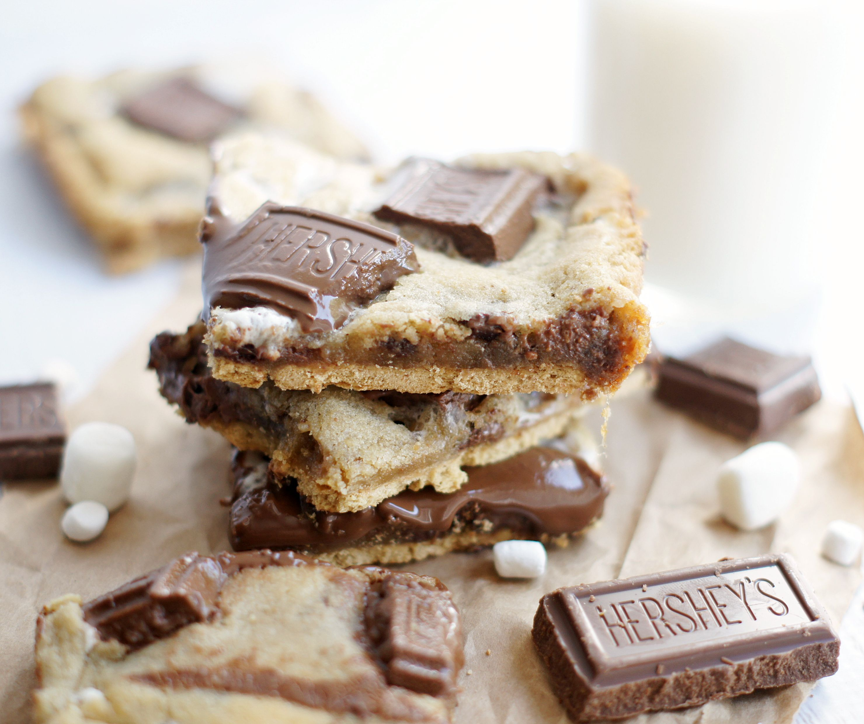 S Mores Cookie Recipe Food Network