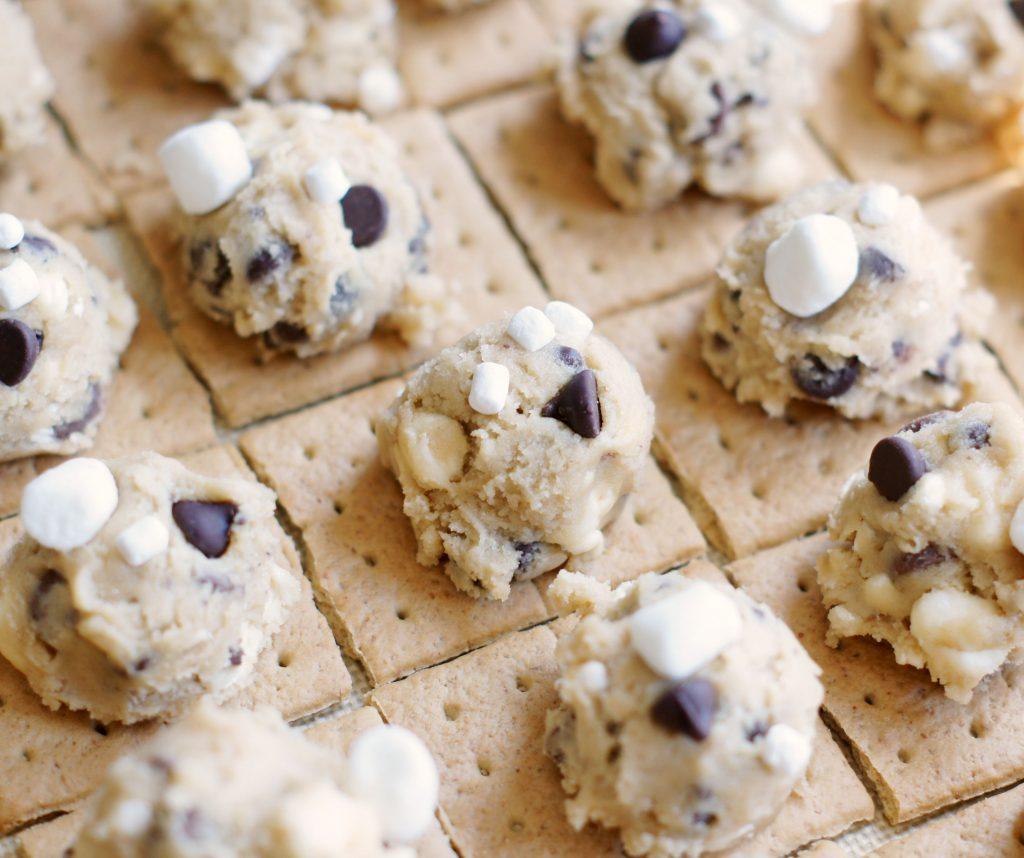 S'more Cookies Bars