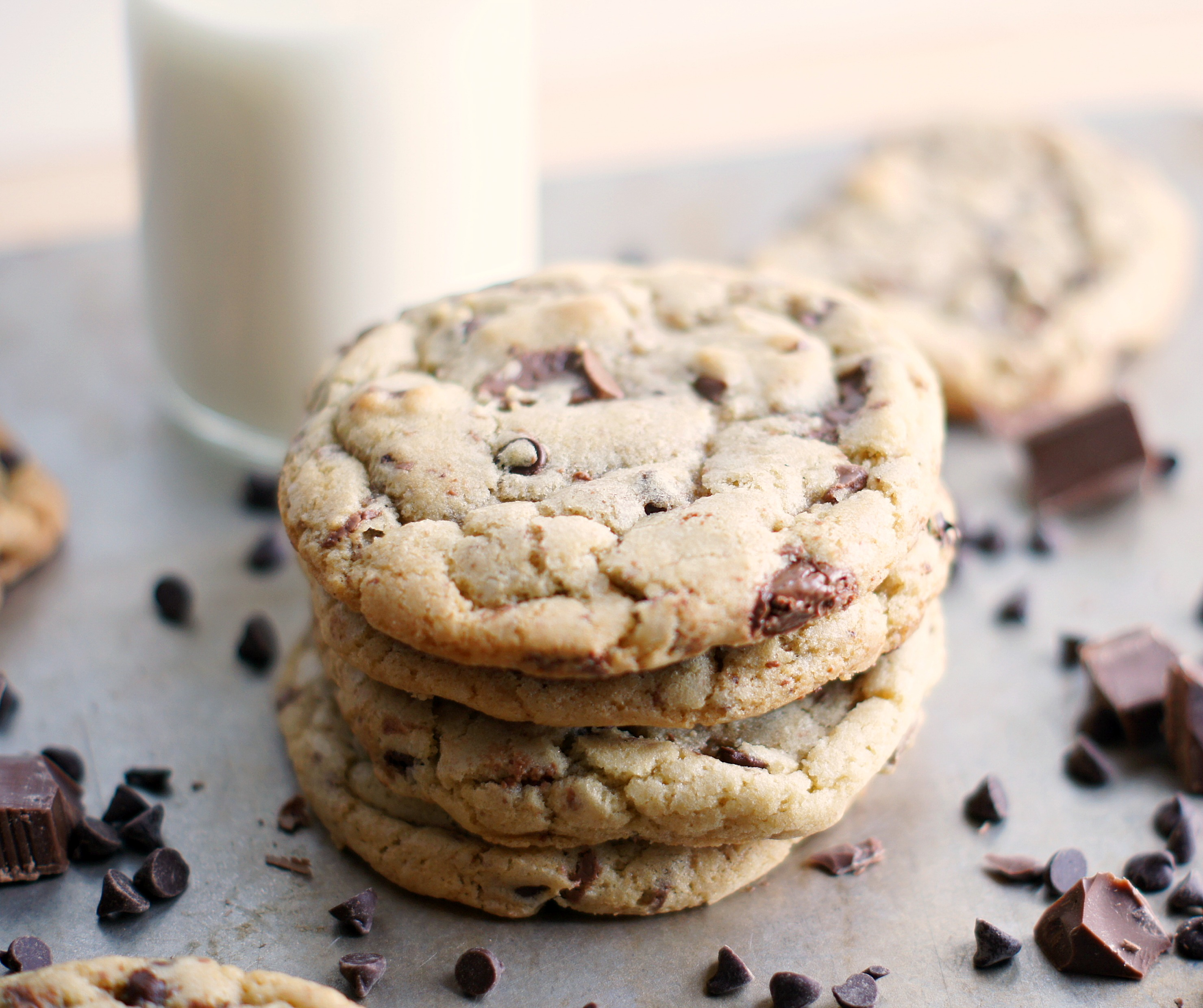 Best Chocolate Chip Cookies Recipe — Dishmaps