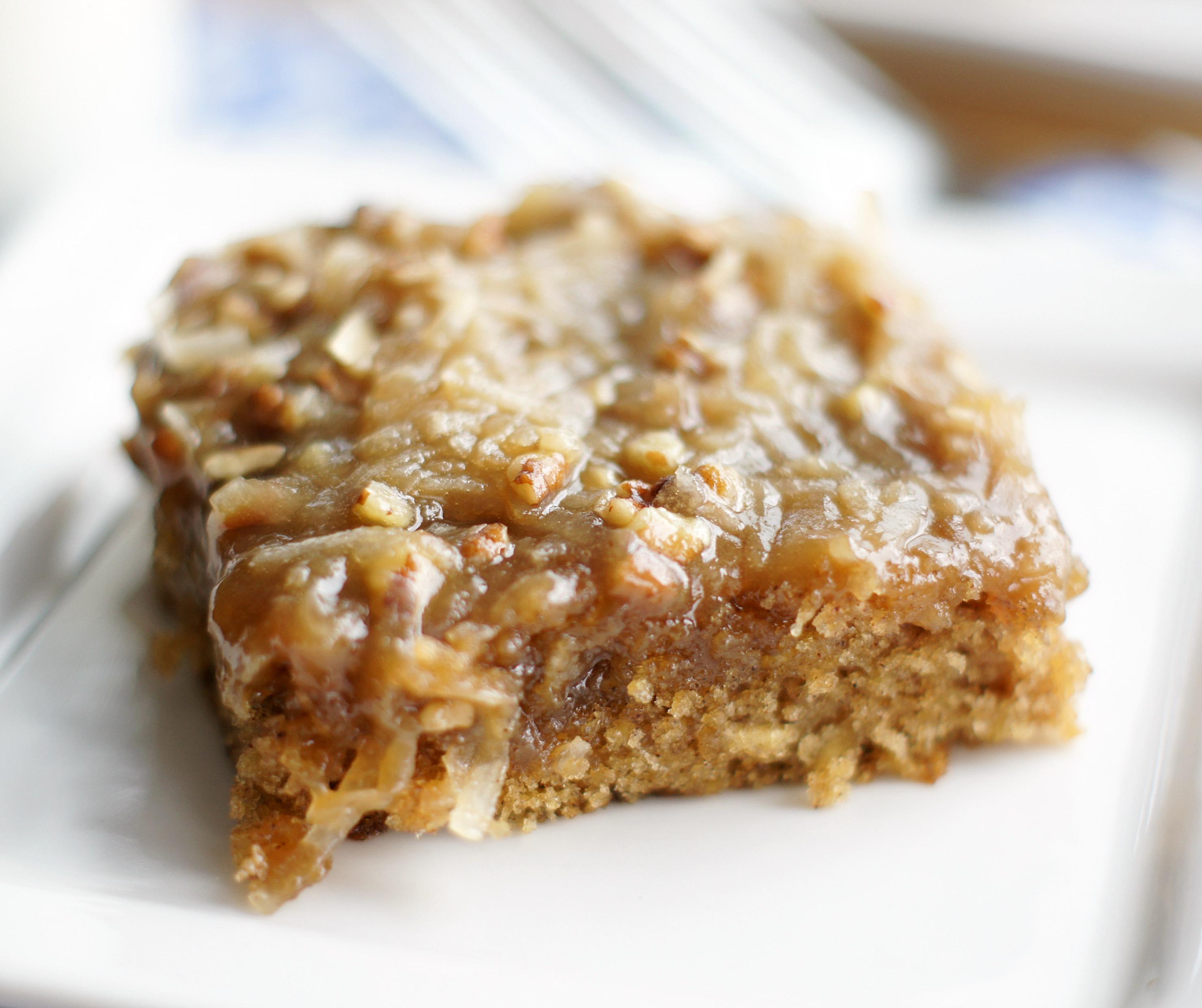 Oatmeal Coffee Cake Recipe Low Fat