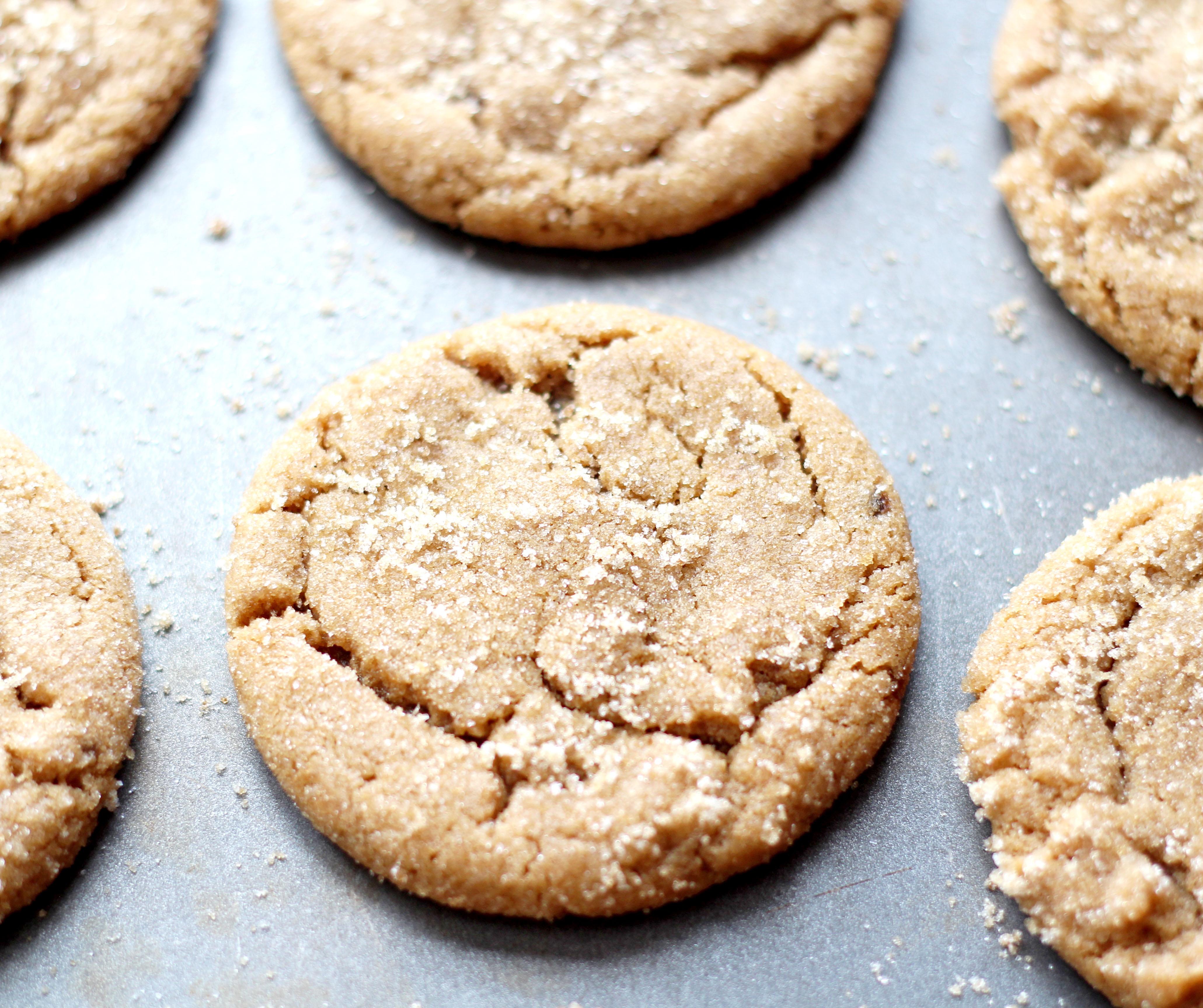 Brown Sugar Cookies - 5 Boys Baker