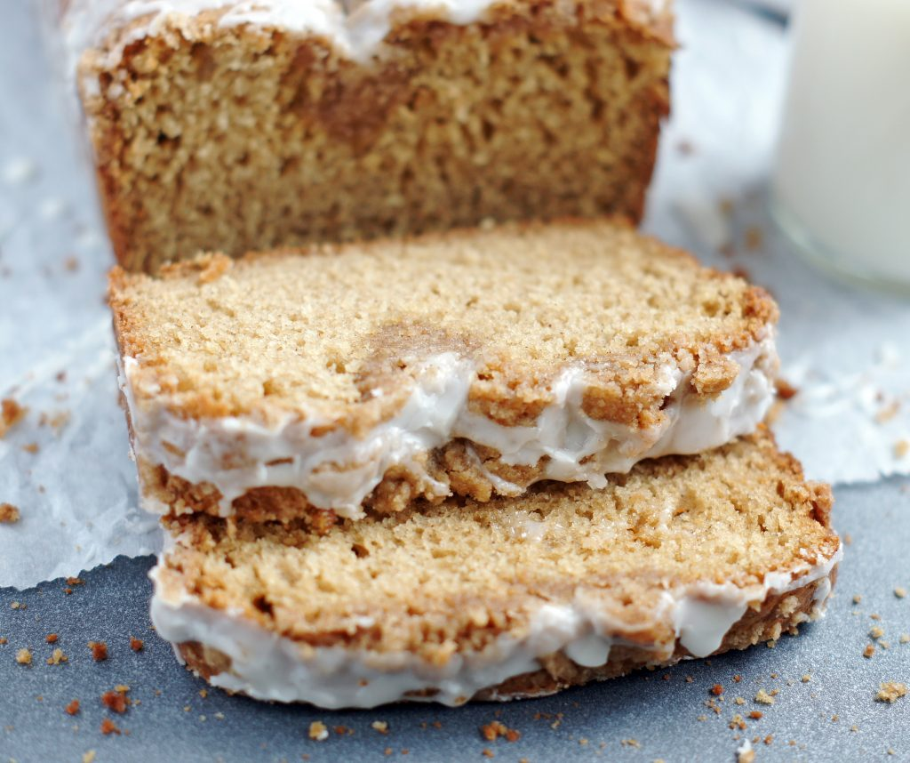 brown sugar cinnamon streusel bread