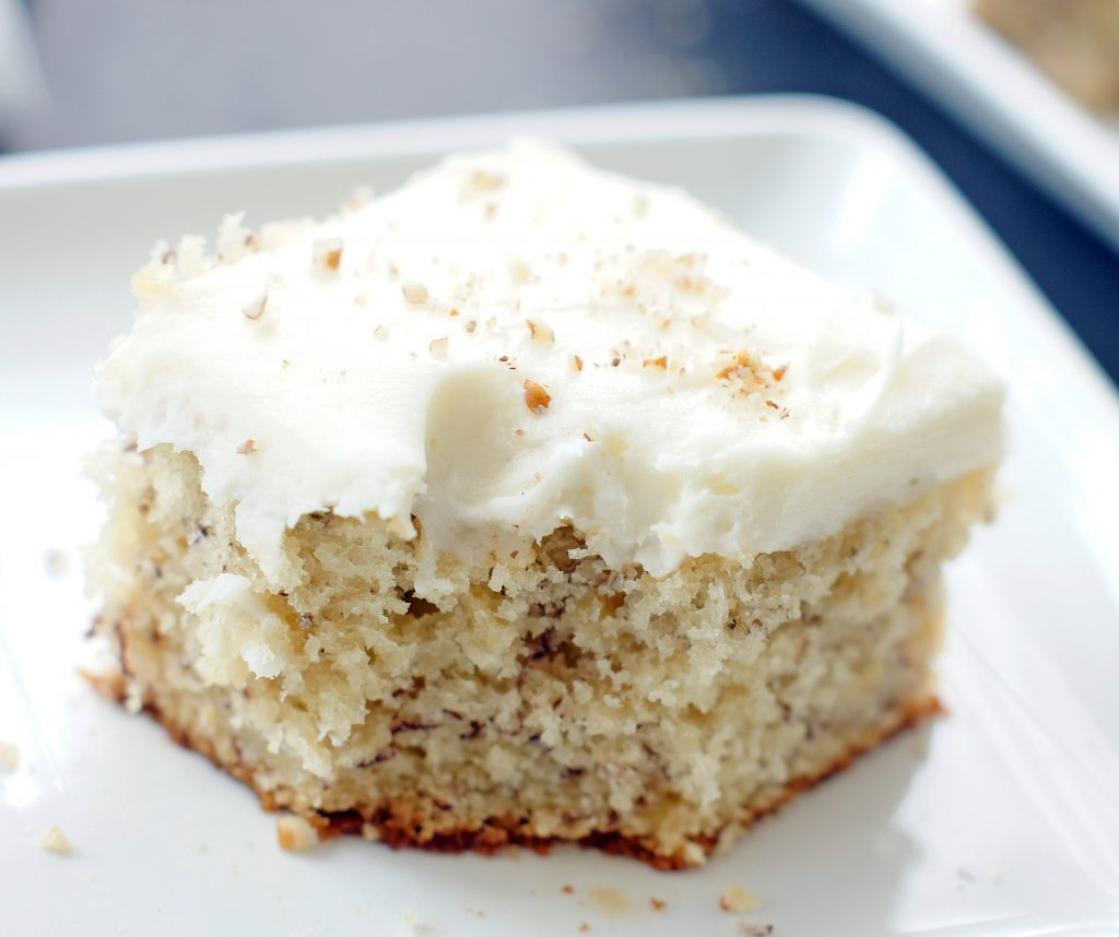 Best Ever Banana Cake Allrecipes