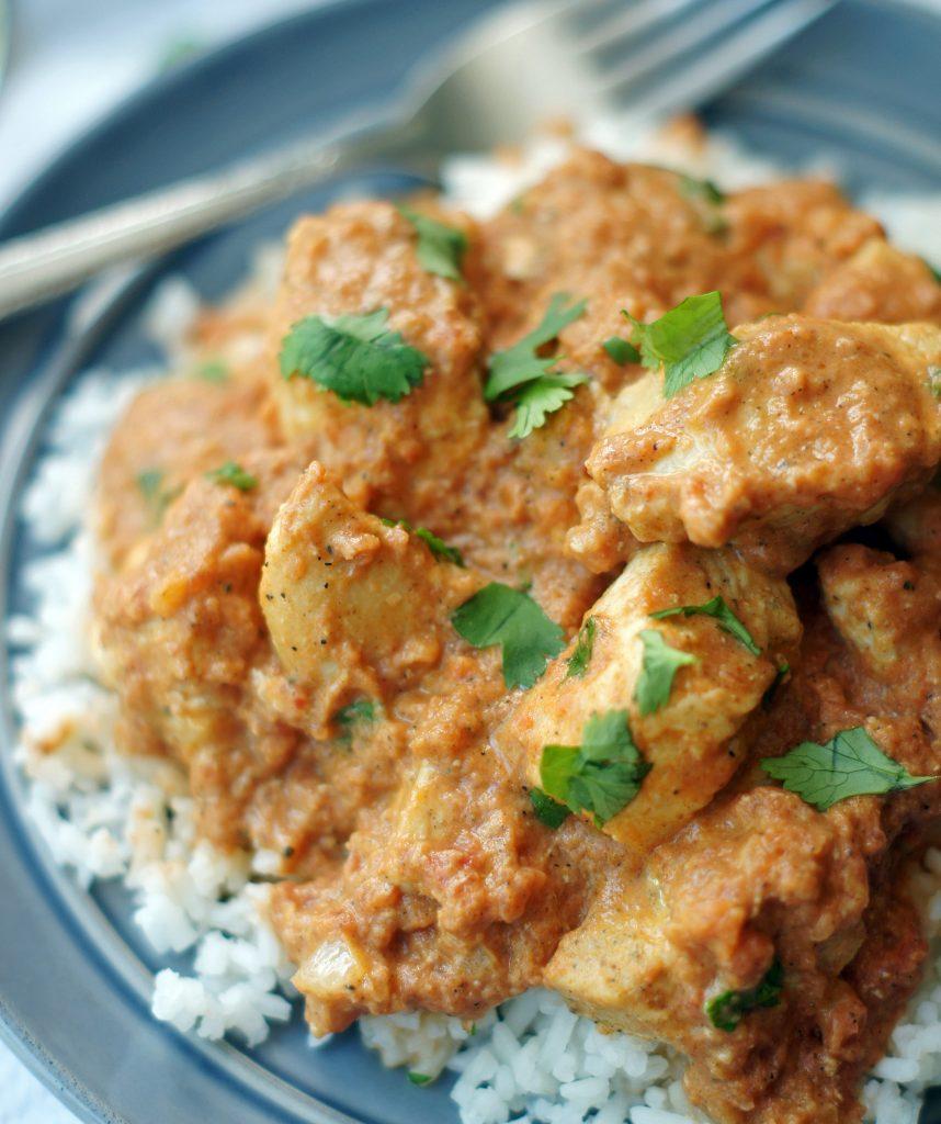 Skillet Chicken Tikka Masala