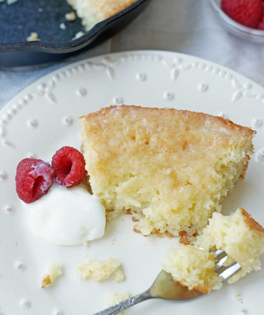 Lemon Olive Oil Cake - 5BoysBaker