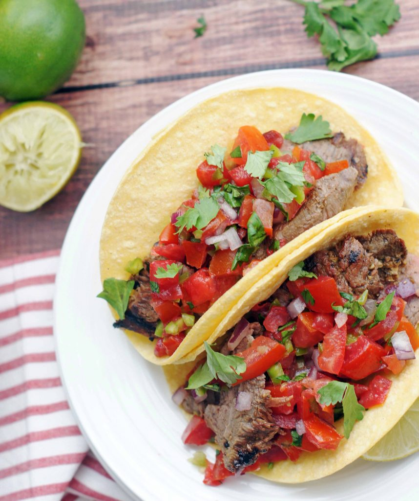 marinated-flank-steak-taco