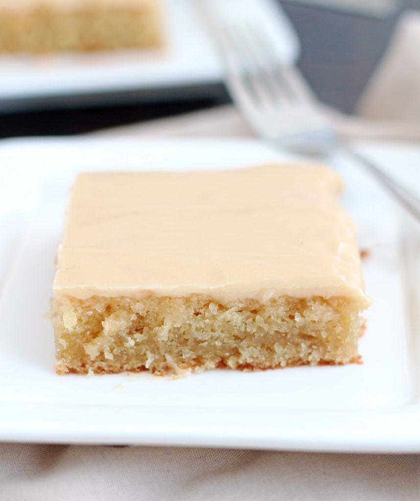 peanut butter texas sheet cakes