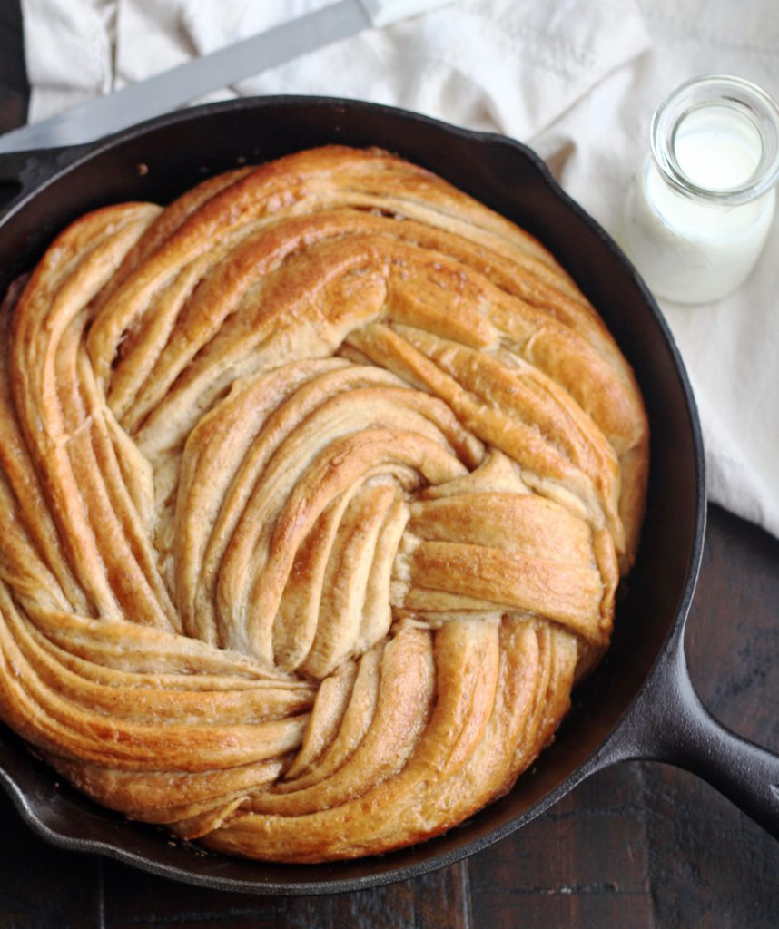 Cinnamon Swirl Bread - 5 Boys Baker