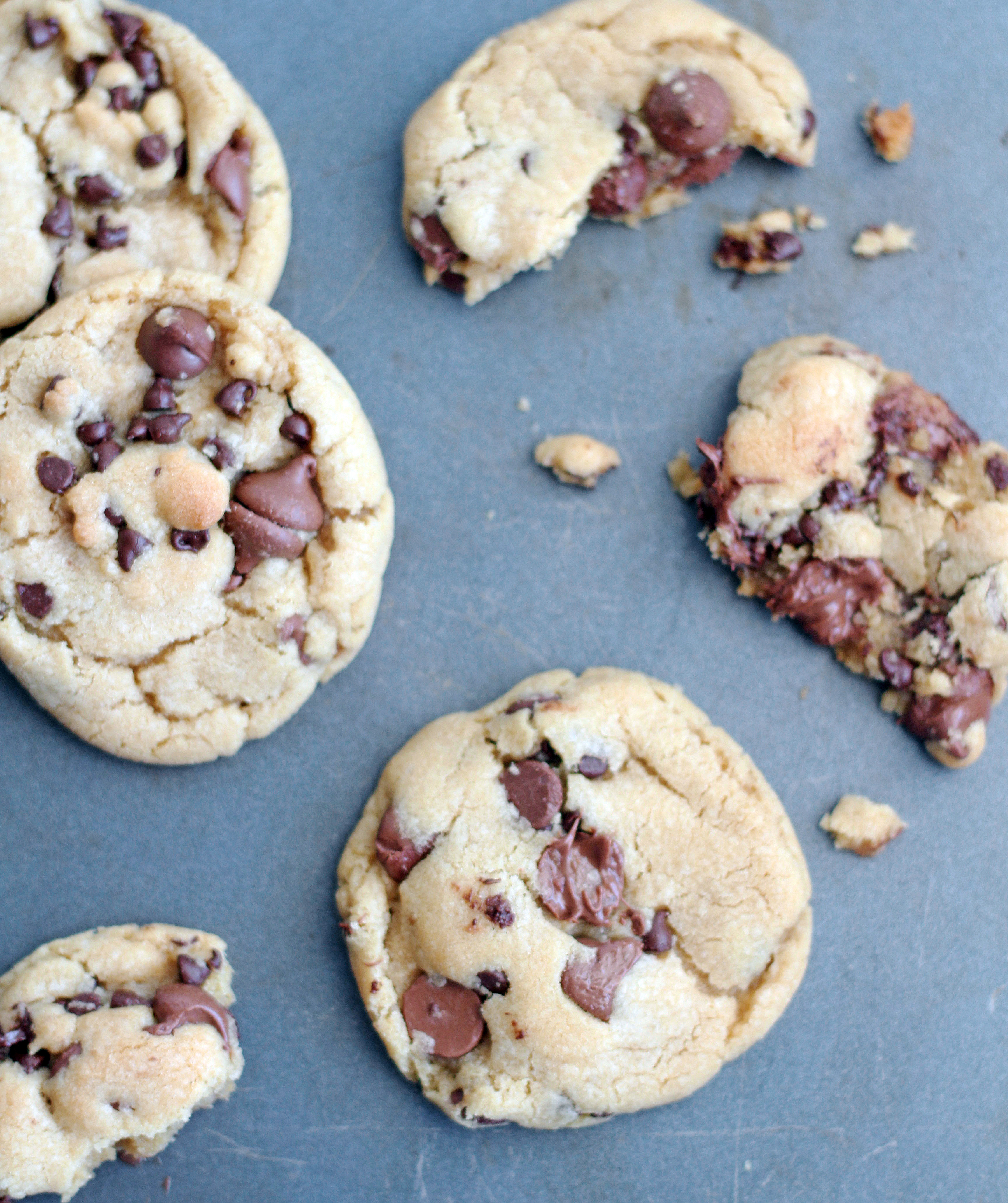 Small Batch Chocolate Chip Cookies - 5BoysBaker