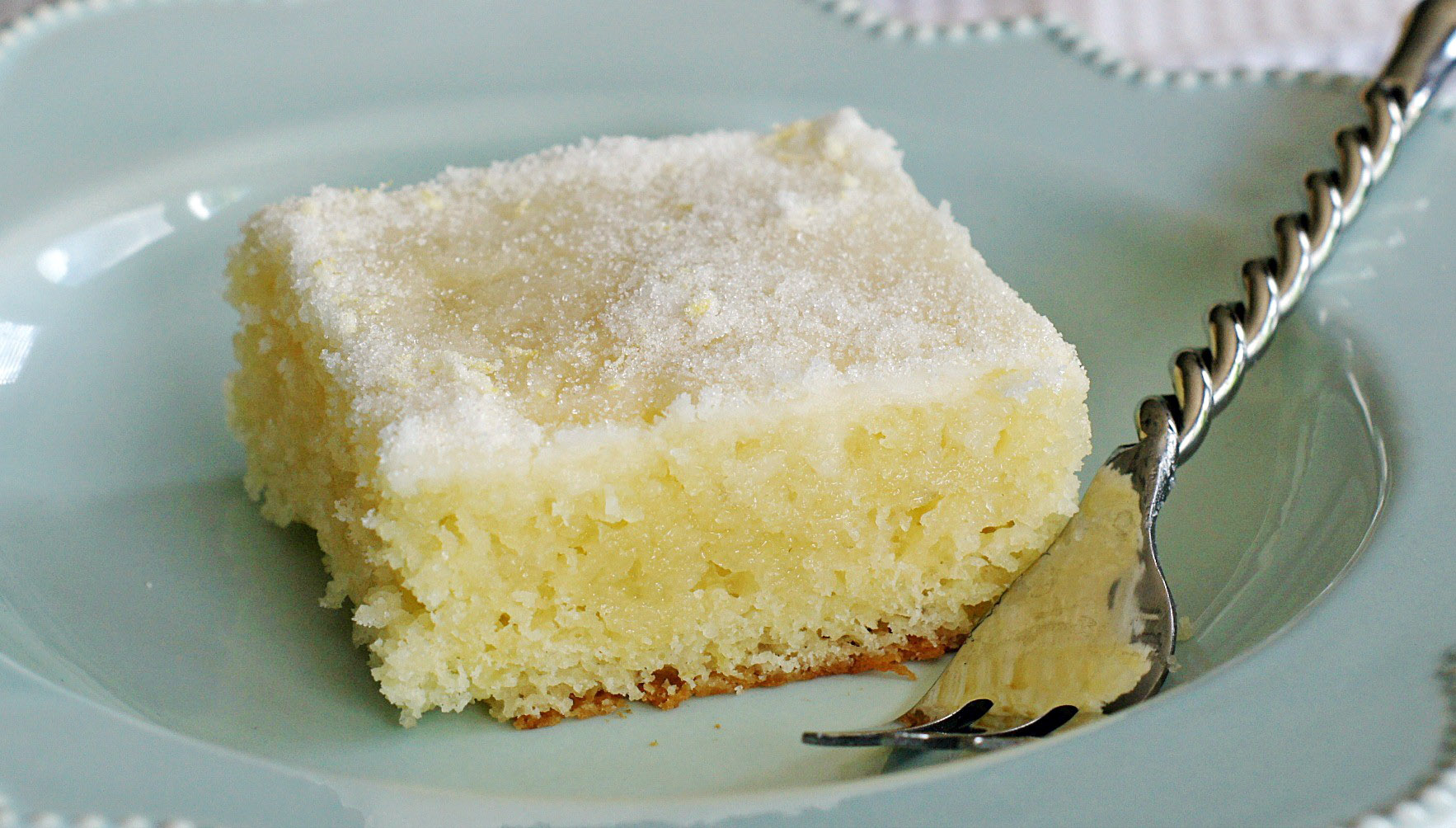 Lemon Buttermilk Sheet Cake 5 Boys Baker