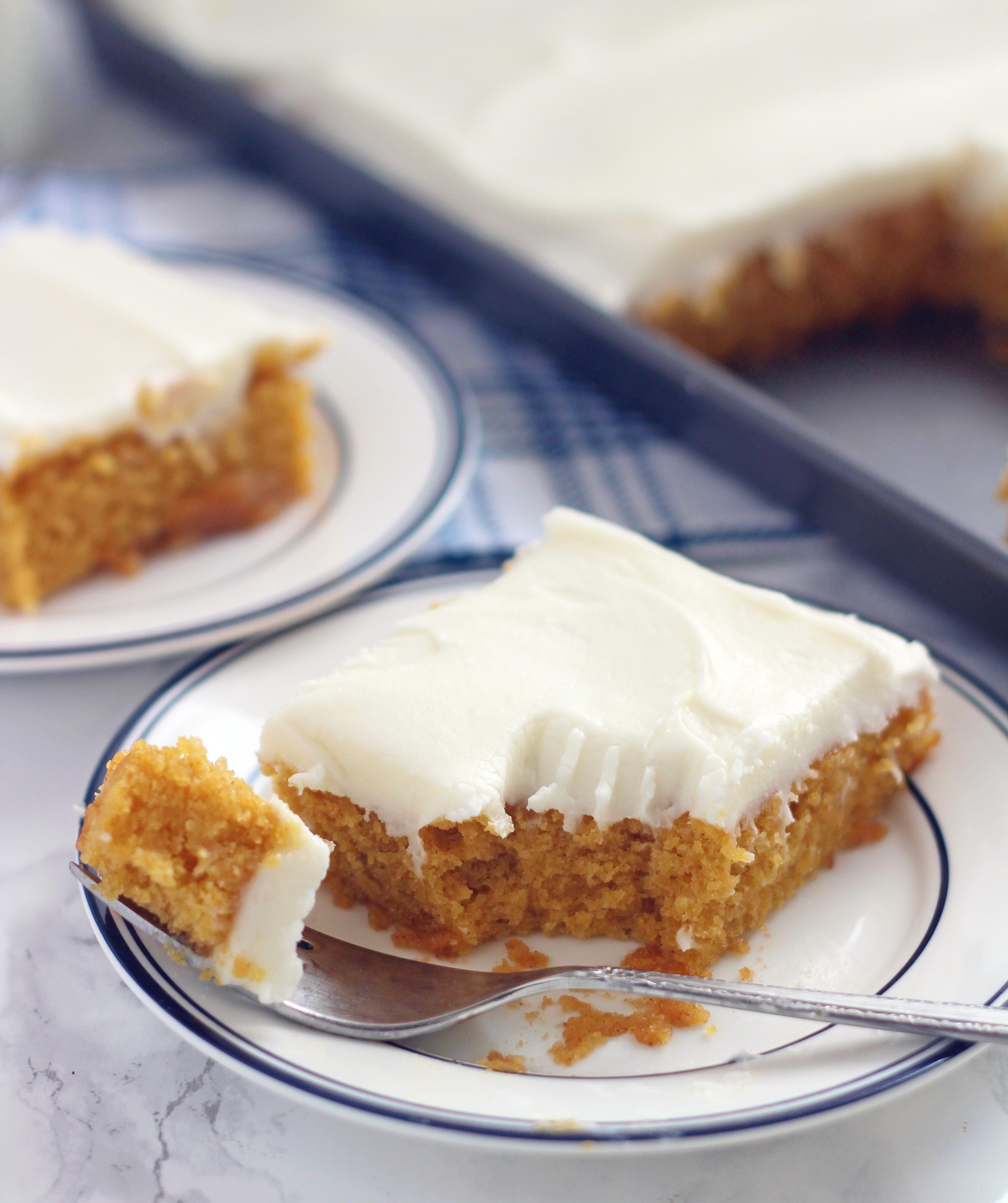 Carrot Cake Bars {Gluten free option + Secret Ingredient} – 5 Boys Baker