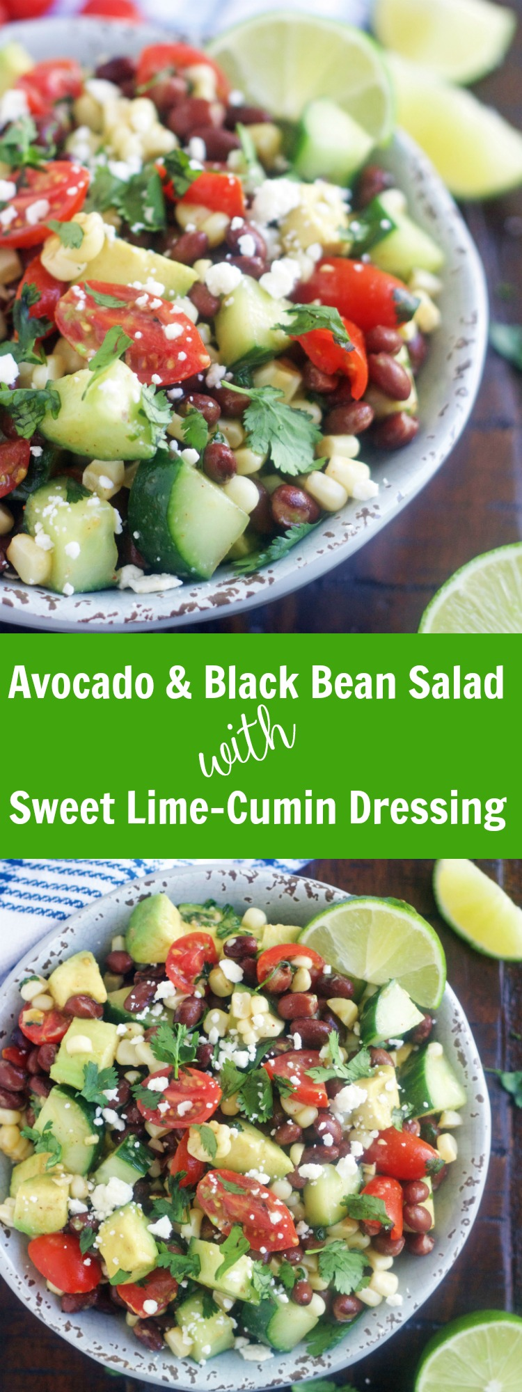 Watch Avocado Salad with Lime and Cumin Vinaigrette video