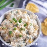 Bowl of Crack Corn Dip
